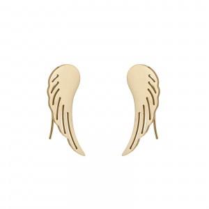 Nausznica skrzydła, złoty S2V71601-Z