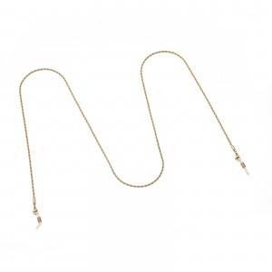 Łańcuszek do okularów, kolor złoty S3V72160-2Z