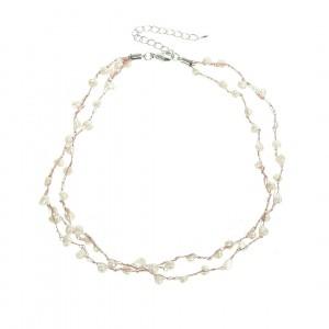 Naszyjnik B3H70221-2(naturalna perła rzeczna)